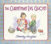 Cover art for THE CHRISTMAS EVE GHOST