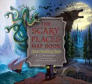 Cover art for THE SCARY PLACES MAP BOOK