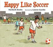 Book Cover for HAPPY LIKE SOCCER