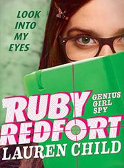 Book Cover for RUBY REDFORT LOOK INTO MY EYES
