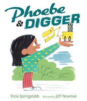 Book Cover for PHOEBE & DIGGER