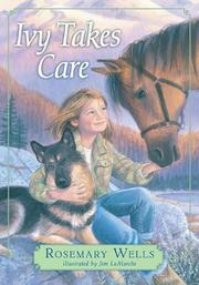 Book Cover for IVY TAKES CARE