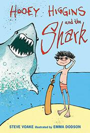 Cover art for HOOEY HIGGINS AND THE SHARK