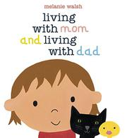 Book Cover for LIVING WITH MOM AND LIVING WITH DAD