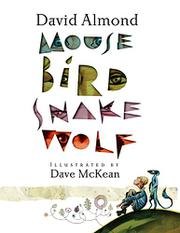 Cover art for MOUSE BIRD SNAKE WOLF