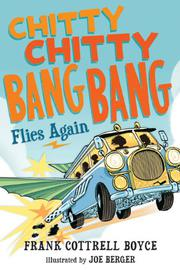 Cover art for CHITTY CHITTY BANG BANG FLIES AGAIN