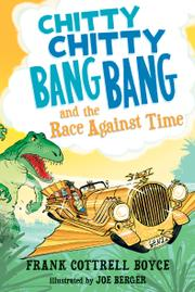 Cover art for CHITTY CHITTY BANG BANG AND THE RACE AGAINST TIME