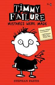 Book Cover for TIMMY FAILURE