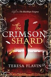 Book Cover for THE CRIMSON SHARD