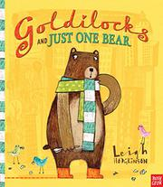 Cover art for GOLDILOCKS AND JUST ONE BEAR