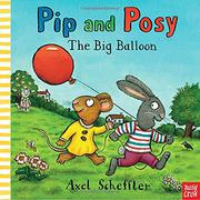 Book Cover for THE BIG BALLOON