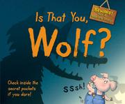 Book Cover for IS THAT YOU, WOLF?