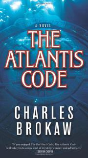 Cover art for THE ATLANTIS CODE