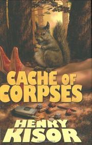 Cover art for CACHE OF CORPSES