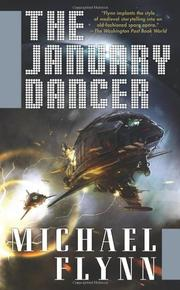Cover art for THE JANUARY DANCER