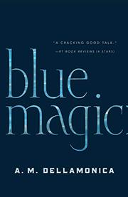 Cover art for BLUE MAGIC