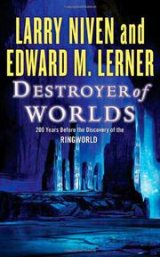 Book Cover for DESTROYER OF WORLDS