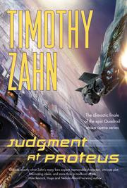 Cover art for JUDGMENT AT PROTEUS