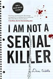 Book Cover for I AM NOT A SERIAL KILLER