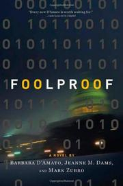 Cover art for FOOLPROOF