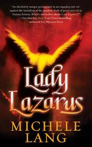 Cover art for LADY LAZARUS