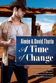 Book Cover for A TIME OF CHANGE
