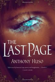 Book Cover for THE LAST PAGE