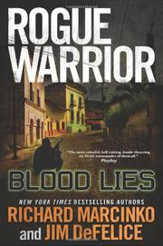 Cover art for BLOOD LIES