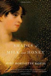 Book Cover for SHADES OF MILK AND HONEY
