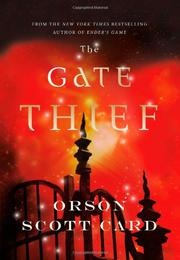Book Cover for THE GATE THIEF