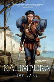 Cover art for KALIMPURA