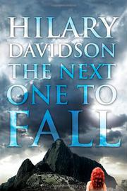 Cover art for THE NEXT ONE TO FALL