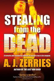 Cover art for STEALING FROM THE DEAD