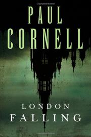 Cover art for LONDON FALLING