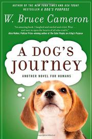 Cover art for A DOG'S JOURNEY