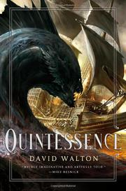 Book Cover for QUINTESSENCE