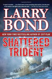 Cover art for SHATTERED TRIDENT