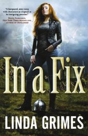 Cover art for IN A FIX