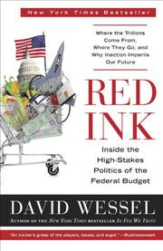 Cover art for RED INK