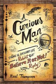 Book Cover for A CURIOUS MAN