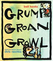 Book Cover for GRUMP GROAN GROWL