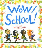Book Cover for WOW! SCHOOL!