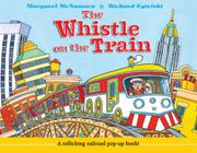 Book Cover for THE WHISTLE ON THE TRAIN