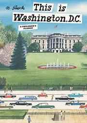 Cover art for THIS IS WASHINGTON,  D.C.