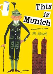 Book Cover for THIS IS MUNICH
