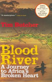 Book Cover for BLOOD RIVER