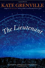 Book Cover for THE LIEUTENANT
