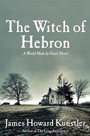 Cover art for THE WITCH OF HEBRON