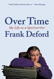 Book Cover for OVER TIME