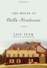 Book Cover for THE HOUSE AT BELLE FONTAINE